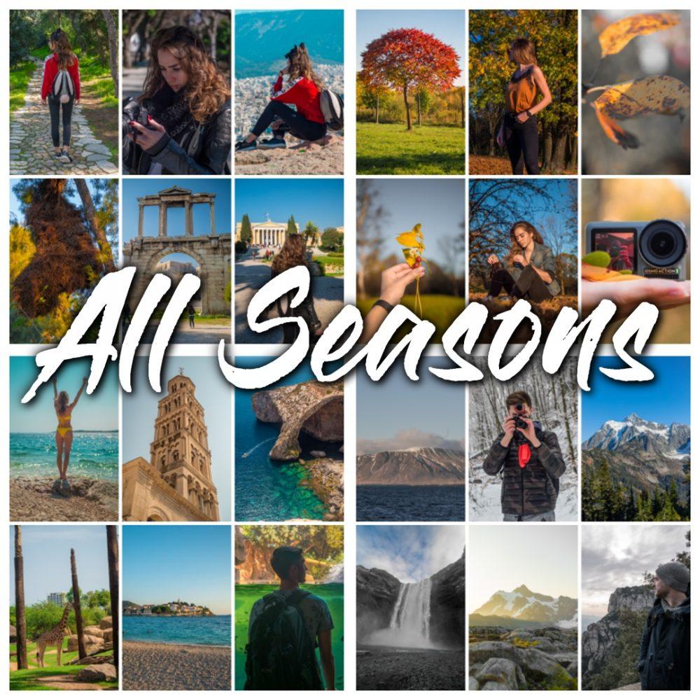 All Seasons – Preset Pack