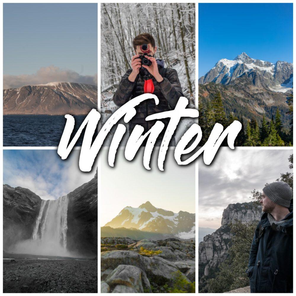 Winter – Preset Pack