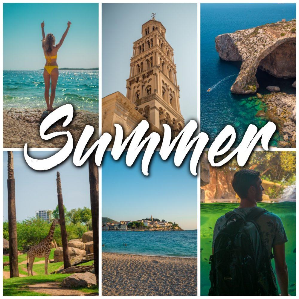 Summer – Preset Pack